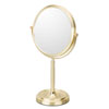 This item: Recessed Base Free Standing Mirror 5X/1X Magnification