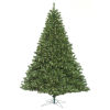 This item: Oregon Fir Green 1400 LED Light Artificial Pre-lit Tree with Metal Stand