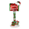 This item: Letters To Santa Red 36-Inch Seasonal Lawn Decor
