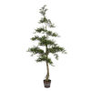 This item: Green 5-Feet Potted Cedar Tree with 323 Leaves