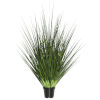 This item: Green 36-Inch Extra Full Grass Potted