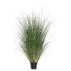 This item: Green 24-Inch Curled Grass in Pot