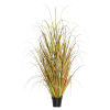 This item: Brown 36-Inch Mixed Grass in Pot