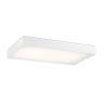 This item: Mac White 25-Inch LED Flush Mount