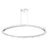 This item: Scoppia Chrome 5.5-Inch LED Chandelier