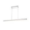 This item: Santi Chrome 2-Inch LED Linear Pendant