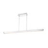 This item: Santi Chrome 2-Inch LED Linear Pendant
