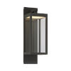 This item: Outdoor Mount Graphite Grey 4.75-Inch LED Wall Mount