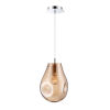 This item: Benalto Amber 13.5-Inch 1-Light Pendant