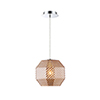 This item: Catalda Amber 9-Inch 1-Light Pendant