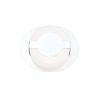 This item: Balewood Chrome One-Light LED Wall Sconce