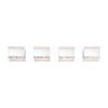 This item: Nelson Chrome Four-Light 3-Inch LED Vanity Bar