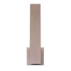 This item: Annette Champagne One-Light LED Wall Sconce