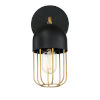 This item: Palmerston Black One-Light Wall Sconce