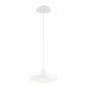 This item: Sandstone White One-Light LED Mini Pendant