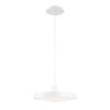 This item: Sandstone White One-Light 14-Inch LED Pendant