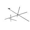 This item: Crossroads Black Nine-Light LED Flush mount
