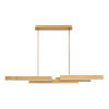 This item: Cameno Gold LED Linear Pendant