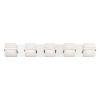 This item: Raylan Chrome 36-Inch Five-Light LED Bath Vanity