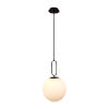 This item: Prospect Matte Black 23-Inch One-Light Large Pendant