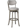 This item: Sloan Aged Gray Bar Height Stool