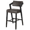 This item: Snyder Blackwash Bar Height Stool