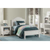 This item: Highlands White Full Arch Bed