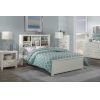 This item: Highlands White Full Bookcase Bed
