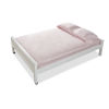 This item: Highlands White Full Lower Bed