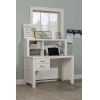 This item: Highlands White Desk With Hutch