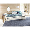 This item: Hillsdale Caspain Daybed With Trundle, White