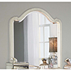 This item: Angela Wood Arc Vanity Mirror