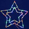 This item: White LED Star Window Decor