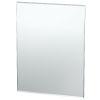 This item: Flush Mount 36-Inch Frameless Rectangle Mirror