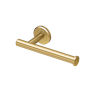 This item: Latitude II Brushed Brass Toilet Paper Holder