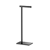 This item: Modern 22-Inch Square Base Tissue Holder Stand  Matte Black