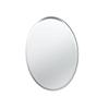 This item: Flush Mount Oval Frameless Regular Mirror