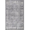 This item: Vintage Medallion Doris Gray Rectangular: 6 Ft. 7 In. x 9 Ft. Rug