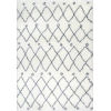 This item: Lizzie White Rectangular: 8 Ft. 2 In. x 11 Ft. 6 In. Rug