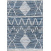 This item: Woven Juanita Blue Rectangular: 7 Ft. 6 In. x 9 Ft. 6 In. Rug