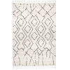 This item: Erin Moroccan Off White Rectangular: 10 Ft. 2 In. x 14 Ft. Rug