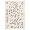 This item: Kayla Moroccan Abstract Off White Rectangular: 5 Ft. 3 In. x 7 Ft. 7 In. Rug