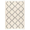 This item: Michelle Trellis Off White Rectangular: 7 Ft. 10 In. x 10 Ft. Rug