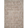 This item: Tribal Della Ivory Rectangular: 5 Ft. 3 In. x 7 Ft. 7 In. Rug