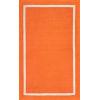 This item: Braided Gwenyth Orange Rectangular: 7 Ft. 6 In. x 9 Ft. 6 In. Rug