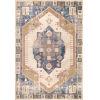 This item: Chivonne Medallion Blue Rectangular: 9 Ft. x 12 Ft. Rug