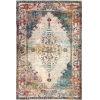 This item: Medallion Veronica Blue Rectangular: 5 Ft. 3 In. x 7 Ft. 7 In. Rug