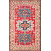 This item: Eve Tribal Red Rectangular: 7 Ft. 6 In. x 9 Ft. 6 In. Rug