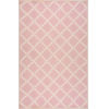 This item: Hooked Takako Pink Rectangular: 8 Ft. 6 In. x 11 Ft. 6 In. Rug