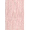 This item: Alex Pink Rectangular: 5 Ft. x 8 Ft. Rug